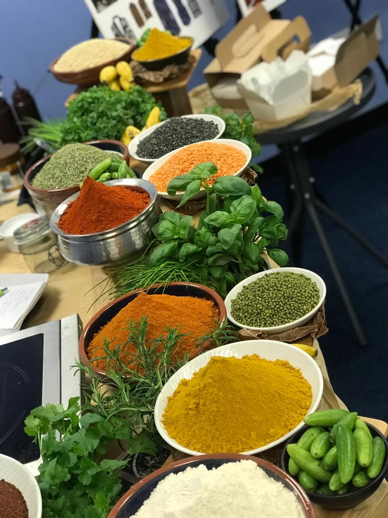 Indian Food Consulting